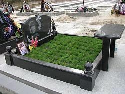 памятники на могилу в миассе фото